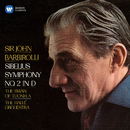 Sibelius: Symphony No. 2, Op. 43 & The Swan of Tuonela/John Barbirolli
