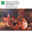 8 Menuets célèbres : Mozart, Boccherini, Exaudet.../Jean-François Paillard