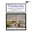 Tchaikovsky: Symphony No. 5, Op. 64 & Slavonic March, Op. 31/John Barbirolli