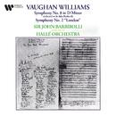 """Vaughan Williams: Symphonies Nos. 2 """"A London Symphony"""" & 8/Sir John Barbirolli"""