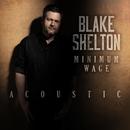 Minimum Wage (Acoustic)/Blake Shelton